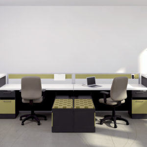 Open Workstations to Promote Collaboration
