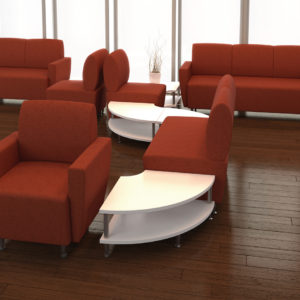 Cyrano Lounge Seating